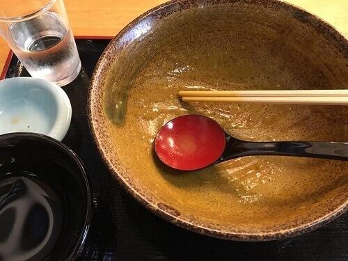 勢川本店の豊橋カレーうどん