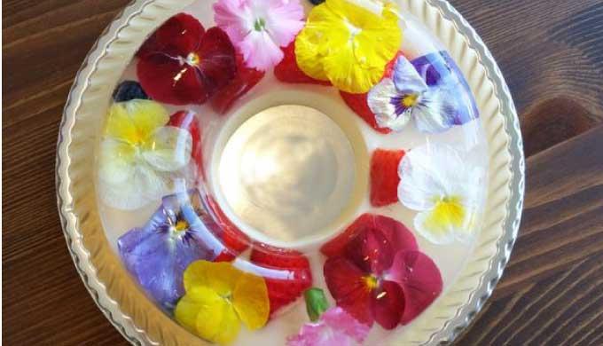 【インスタで話題】豊橋にあるパティスリーモリの花のバースデーケーキがオシャレ