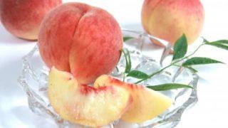 パーラーhanako|豊橋の水上ビルで桃パフェと花のソーダが味わえるよ!