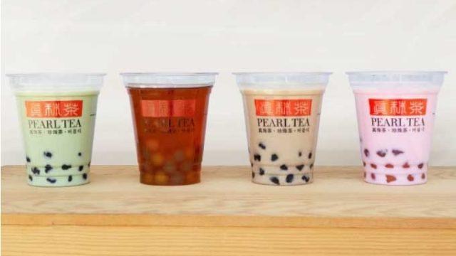 PEARL TEA(パールティー)豊橋広小路店の炭酸タピが映える!