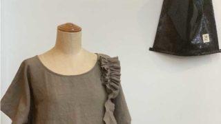 豊橋ではじめての服作り、大羽ミシンとKafusのコラボでチュニックワンピを作ろう!